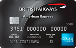 Кредитная карта Русский Стандарт British Airways American Express